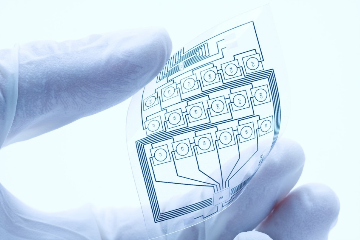 With flexible devices high in demand, researchers have developed a method that enables damaged flexible circuits to self-heal broken conducting path; this could result in huge improvements in the reliability and service life.