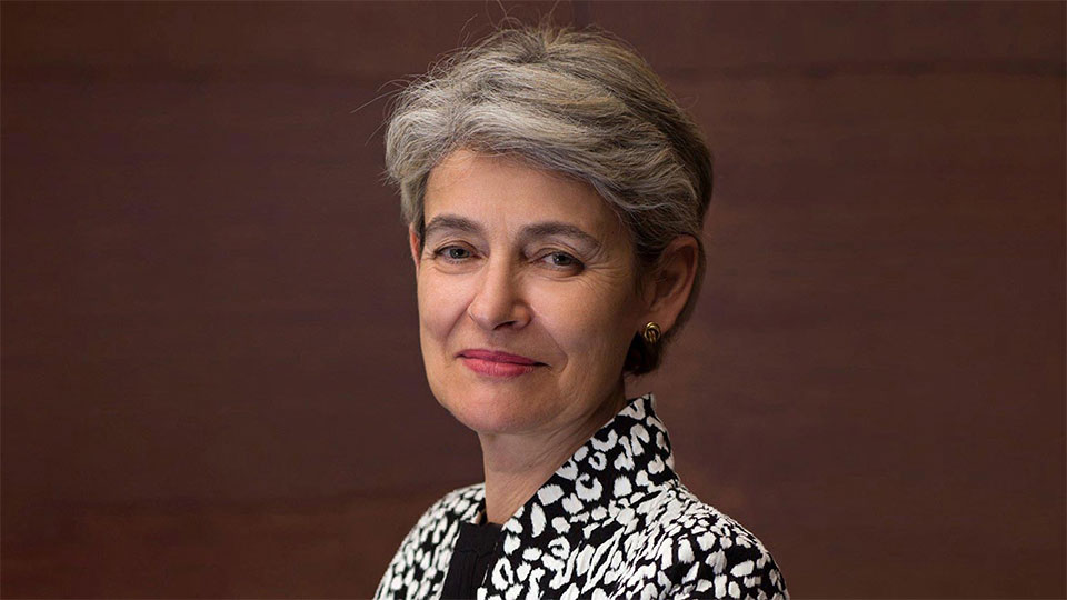 [Interview] Irina Bokova, Director-General of UNESCO from 2009 - 2017