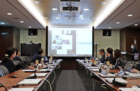 Yonsei Holds Webinar Series to Share South Korea's Experience in Combating COVID-19