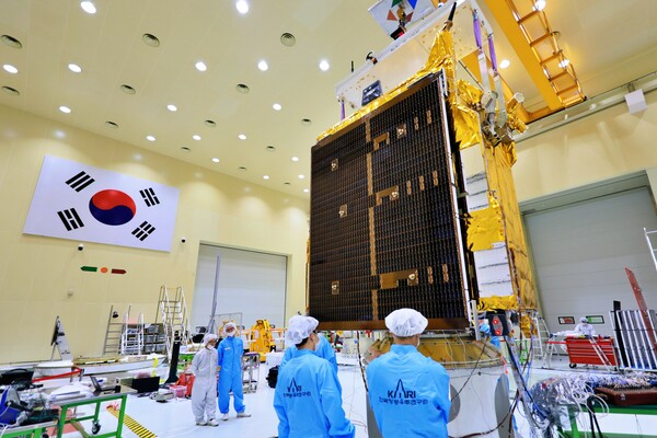 Environmentalism Takes to Space: Geostationary Satellite All Set to Revolutionize Air Quality Measurement
