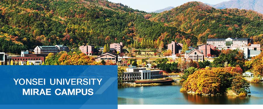 YONSEI University, Seoul, Korea | About Yonsei | Campus Information | Yonsei  Campuses | Mirae Campus