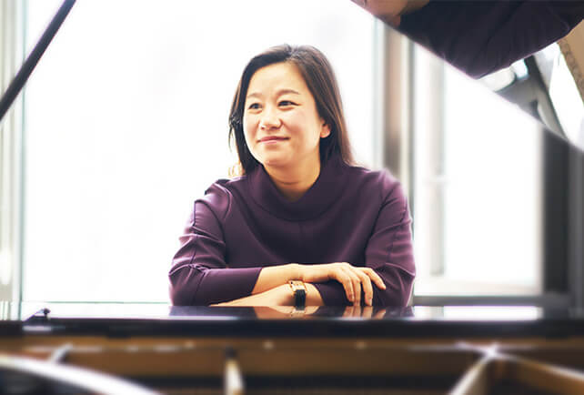 Professor Bo-mi Kim of Church Music